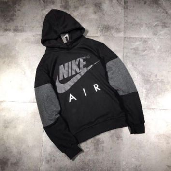 VXL8HQ Boys & Men Nike Top Sweater Pullover Hoodie