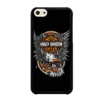 HARLEY DAVIDSON EAGLE LOGO iPhone 5C Case Cover