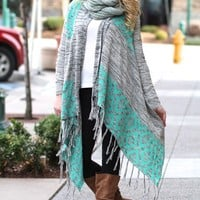 Seriously Mint Cute Sweater Cardigan