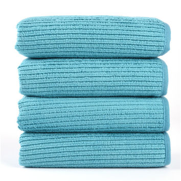new 2016 -1pc microfiber hand towel for adult magic hair towel toalha de banho salon brand towels bathroom size 35*75