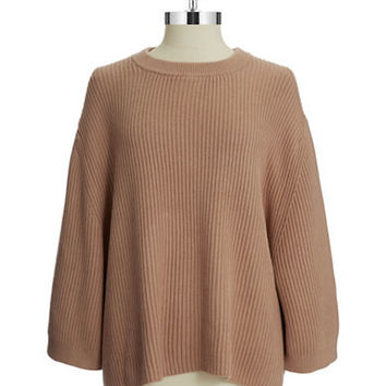 Michael Michael Kors Ribbed Pullover
