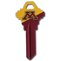 Schlage Key - Minnesota Gophers