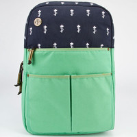 Focused Space The Departure Backpack Green One Size For Men 23147450001