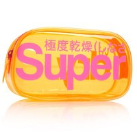 Womens - Neon Bag in Pink | Superdry