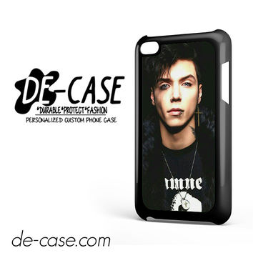 Andy Biersack Black Veil Brides Vocalist DEAL-766 Apple Phonecase Cover For Ipod Touch 4