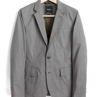 Grey Performance Blazer