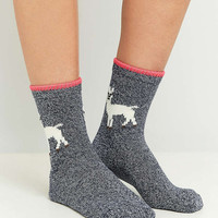 Llama Ankle Socks - Urban Outfitters