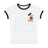 Mickey Mouse Ringer Tee (Kids)
