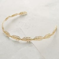 Forestiere Headband by Anthropologie in Gold Size: One Size Hair
