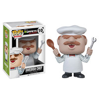Funko POP! Muppets: Most Wanted Movie - Vinyl Figure - SWEDISH CHEF: BBToyStore.com - Toys, Plush, Trading Cards, Action Figures & Games online retail store shop sale