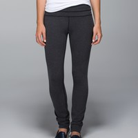 skinny groove pant *cotton | women's pants | lululemon athletica