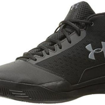 Men's Basketball Shoe Under Armour  Jet 2017 Leather, Textile, Synthetic Rubber sole