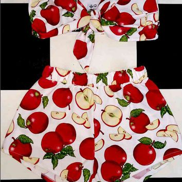 SWEET LORD O'MIGHTY! APPLE BABY SET