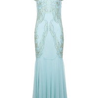 Embellished Maxi Dress - Dresses - Apparel