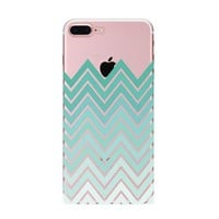 Ocean Style iPhone 7 7Plus & iPhone 6s 6 Plus & iPhone X 8 Plus Case Cover with Gift Box
