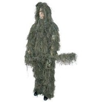 Classic Safari Woodland Ghillie Suit (4 Pack)