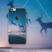 Deer iPhone 5S 6 6S Plus Case + Gift Box-126-170928
