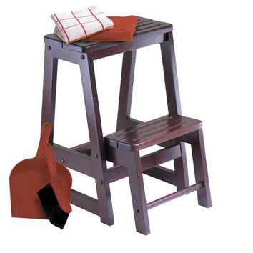 Winsome Wood 94022 Double Step Stool