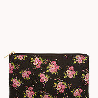 Rosebud Cosmetic Pouch