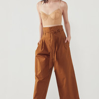 Kimchi Blue Simone Paperbag Pant | Urban Outfitters