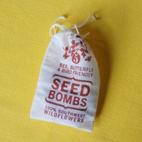 Seed Bombs: Southwest Wildflowers : Branch: Sustainable Design for Living