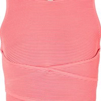 Jonathan Simkhai Criss Cross Tank - Marissa Collections - Farfetch.com