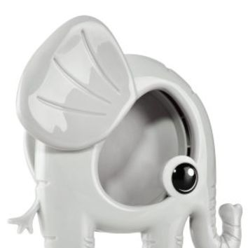 Gray Elephant Scentportable Holder   - Slatkin & Co. - Bath & Body Works