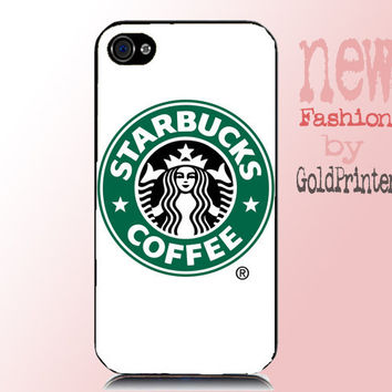 Starbucks iPhone Case 4 & 4s samsung galaxy s3  by stylistas