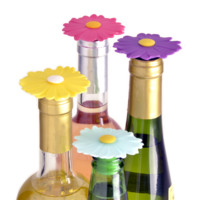 Charles Viancin Wine Bottle Stopper - Choose Color