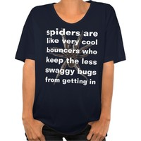 very cool bouncers tee shirt