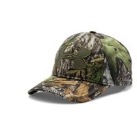 Under Armour Men's UA Tackle Twill Camo Cap
