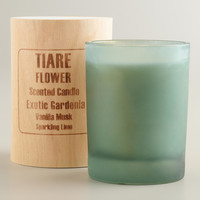 Tiare Flower Boxed Candle - World Market