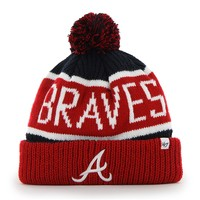 Atlanta Braves Calgary Cuff Knit Hat