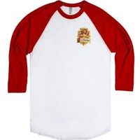 Gryffindor House Pride-Unisex White/Red T-Shirt