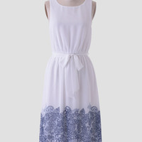 Polo Club Midi Dress