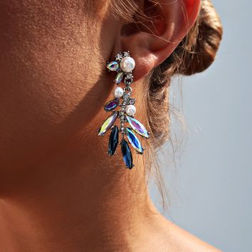 Give You Confidence Earrings: Multi