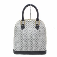 Authentic Louis Vuitton Hand Bag Almao M92203 113418