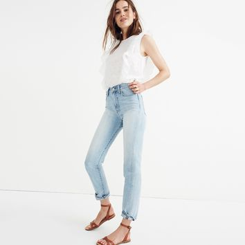 The Perfect Summer Jean in Fitzgerald Wash : | Madewell