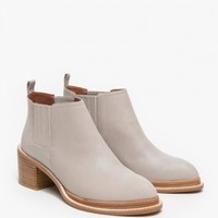 Jeffrey Campbell / Eldin Ankle Boot in Grey