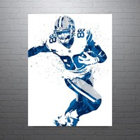Dez Bryant Dallas Cowboys Poster