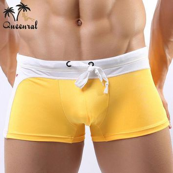 Swimwear Men Swimming Trunks Bathing Suit  Men's Bathing Suit Briefs Shorts Men Beach Mens Sports Suits Swimsuit Swimwear Trunk