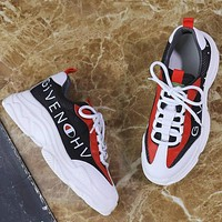 Givenchy Women Fashion Breathable Sneakers Sport Shoes