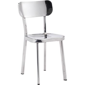 Winter Chair Stainless Steel (Set of 2)