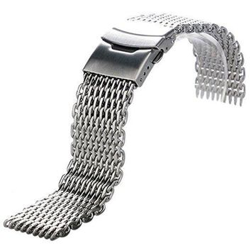 MESH BRACELET - Replacement Metal Band in Three Colors