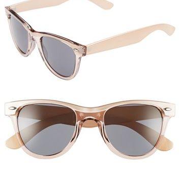 Women's A.J. Morgan 'Collegiate' 50mm Sunglasses