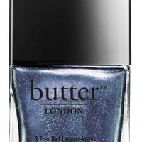Petrol Overcoat Nail Lacquer : Sheer tornate overcoat : butter LONDON