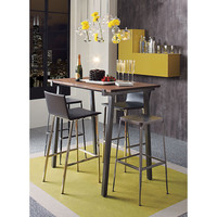 flint barstools in all dining | CB2