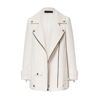 COMBINATION JACKET WITH ZIPS - Stock clearance - Woman - Sale | ZARA United States