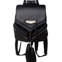 Ferposa Black Small Backpack | Lucidmoxie accessories and bag | street style urban fashion backpack