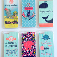 Simply Southern IPhone 6 Cases